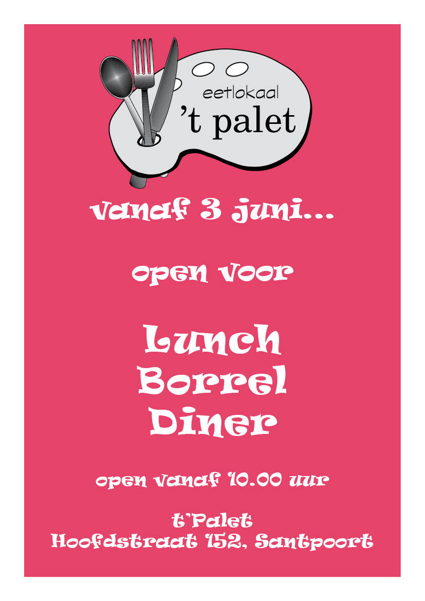 Lunch Borrel Diner